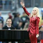SB50: Yorktown teacher performs with Lady Gaga