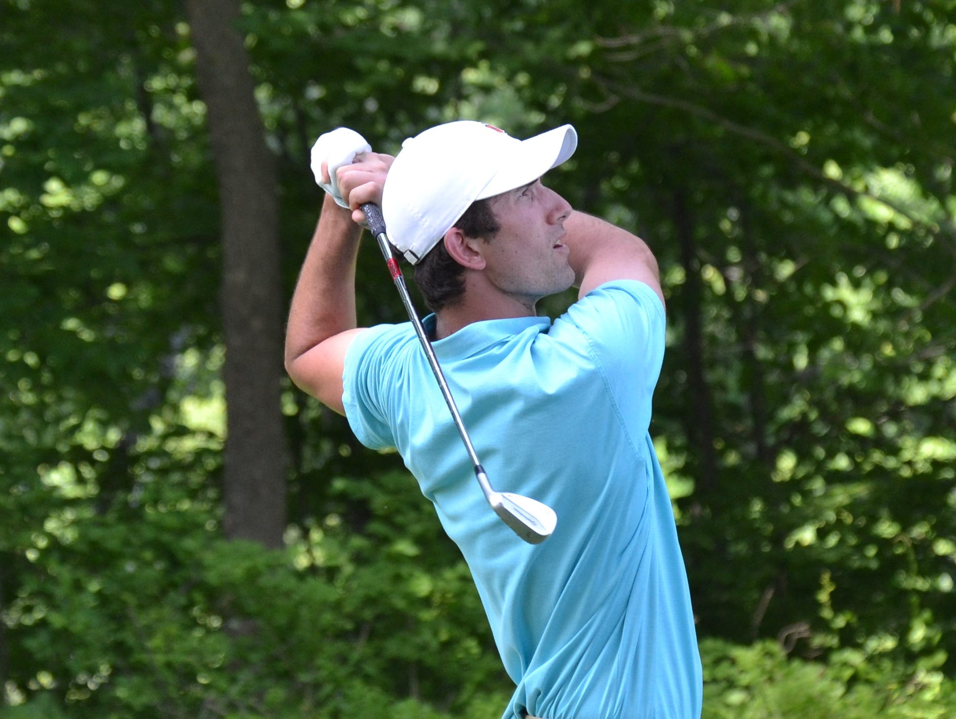 Stewart Hagestad, 25, is the 2016 MGA player of the year. Among his three victories this past summer is the Brae Burn Invitational.
