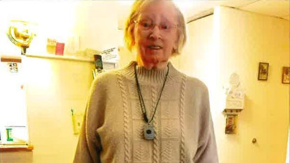 Mary Brown turned 103 on Feb. 9.