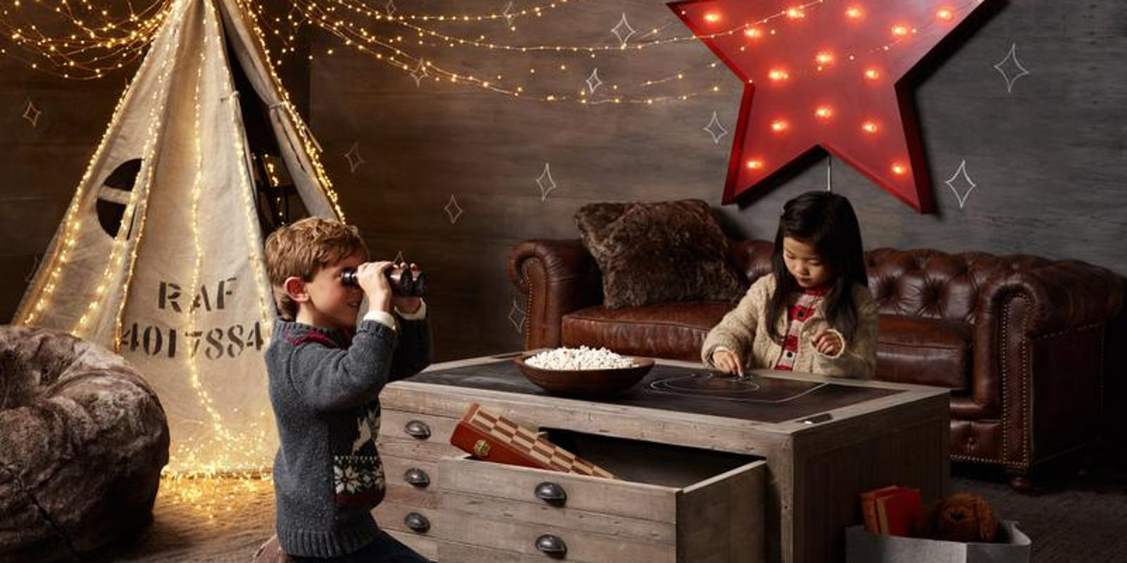 Create a cool, kid-friendly playroom