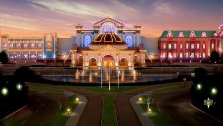 Harrah's casino in Tunica, Miss. Harrahs.com