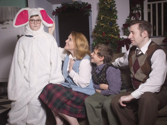 "The holiday classic ""A Christmas Story"" returns to"