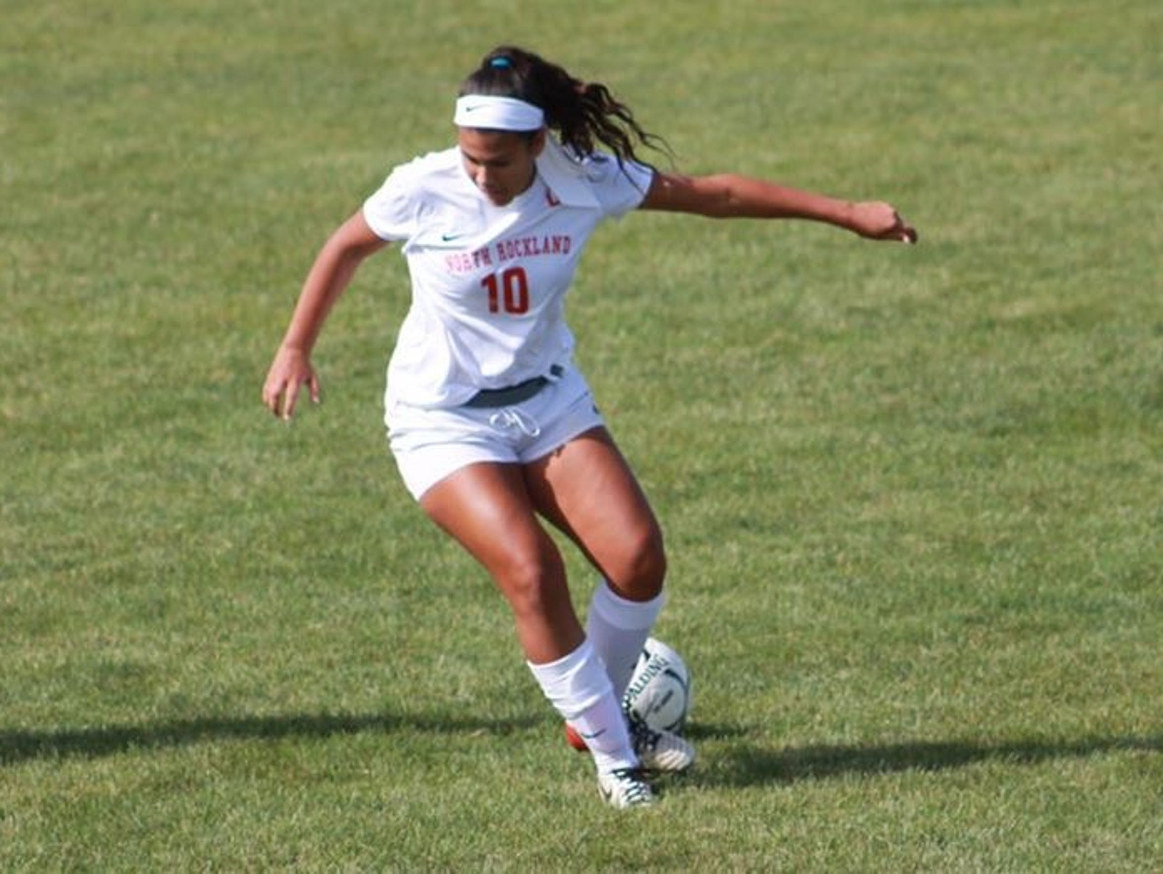 Daniella Devaney is a standout midfielder and forward