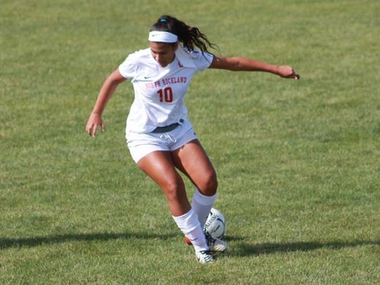 Daniella Devaney is a standout midfielder and forward at North Rockland.
