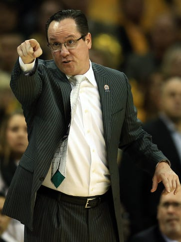 Wichita State coach Gregg Marshall plans to remain