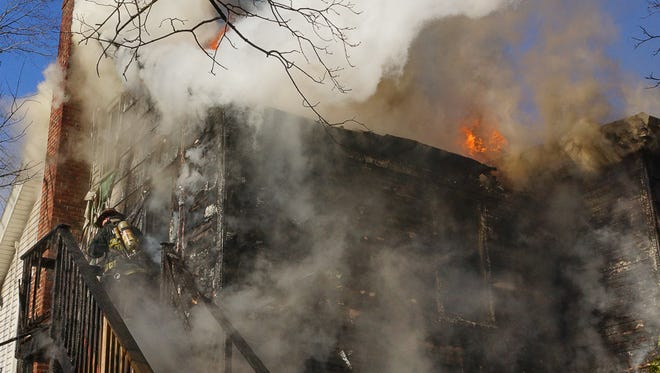 A 2015 New Year's Day fire destroyed a dormitory at Yeshiva of Rockland in Spring Valley. There was no certificate of occupancy, electrical violations were found, and the yeshiva had been previously cited for several violations.