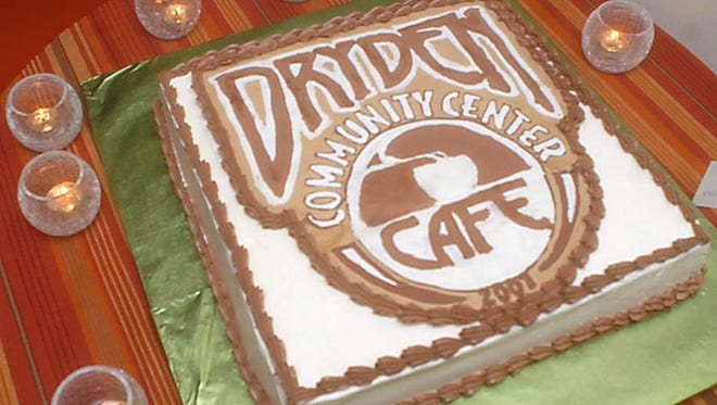 The Dryden Community Cafe celebrates 10 years this month.