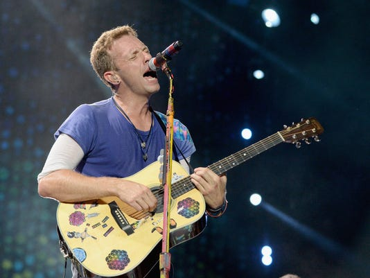 "Coldplay ""A Head Full of Dreams"" Tour - North American Tour Opener"