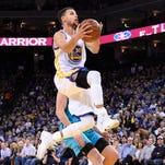 Stephen Curry: 2014-15 MVP.