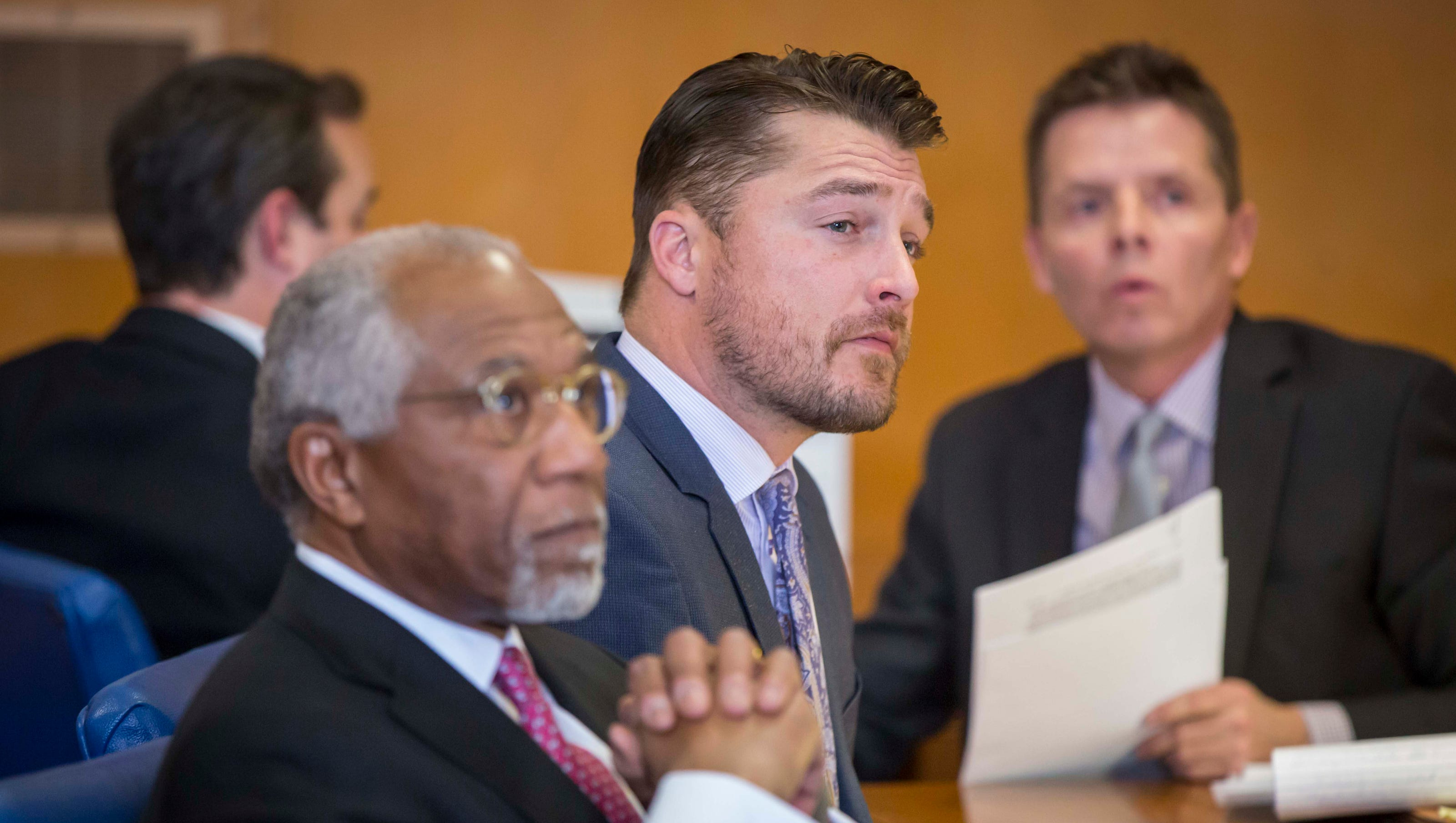 Chris Soules requests court hearings be relocated out of county where fatal crash took place