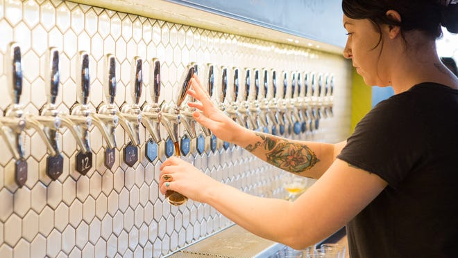 Angels Trumpet Ale House is now open in Arcadia.