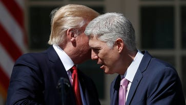 Trump's 87 picks to be federal judges are 92% white with just one black and one Hispanic nominee