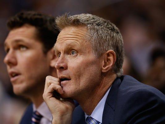 Golden State Warriors v Phoenix Suns
