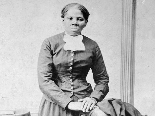 This image provided by the Library of Congress shows Harriet Tubman, between 1860 and 1875. A Treasury official said April 20, 2016, that Secretary Jacob Lew has decided to put Tubman on the $20 bill, making her the first woman on U.S. paper currency in 100 years.