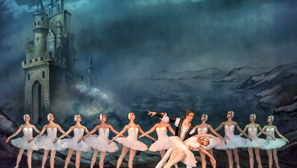 Russian Grand Ballet was founded by and incorporated