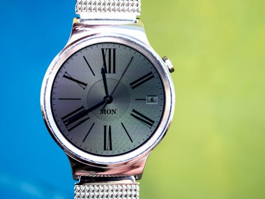 Huawei Smartwatch: Reviewed.com's pick for Best Smartwatch of 2016