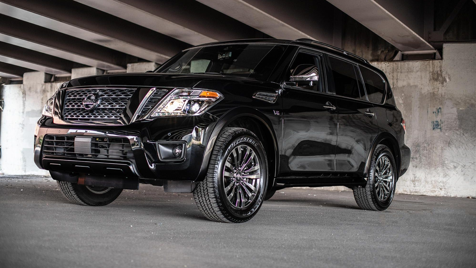 Nissan S Big Armada Has Room For Up To Eight