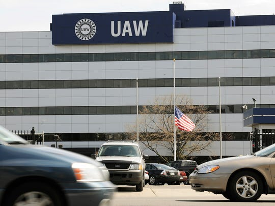 UAW Solidarity House in Detroit.