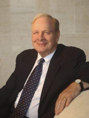 David A. Jones Sr., retired Humana co-founder.