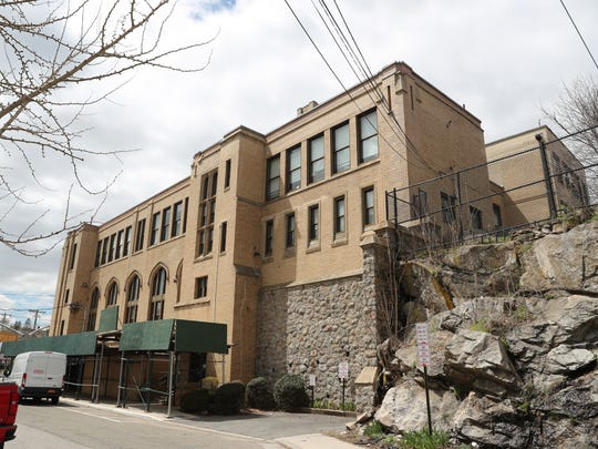 Hutchinson Elementary School in Pelham. Wednesday,