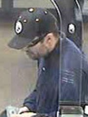 Police are looking for a man caught on surveillance
