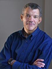 Author Mark Whitaker