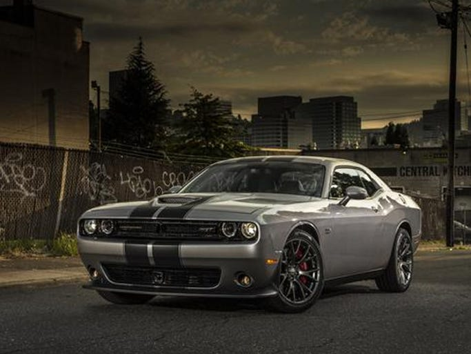 New Generation Of American Muscle Cars Turning Heads