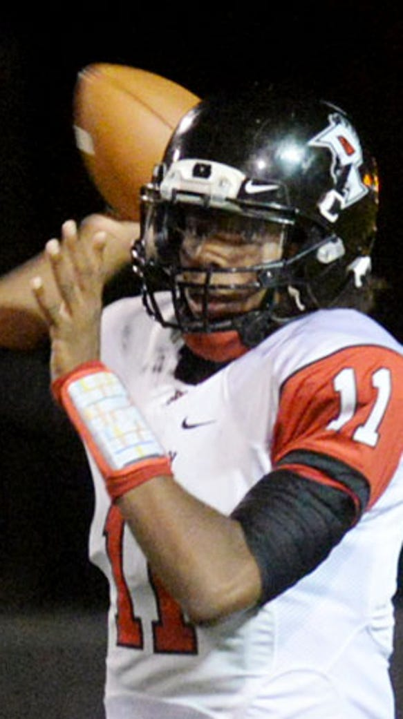 Parkway's Keondre Wudtee (11) committed to Louisiana