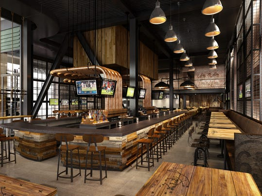1919 Kitchen Amp Tap Replaces Curly S At Lambeau Field