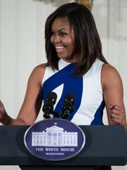 Michelle Obama's toned arms are the envy of many women around the world.