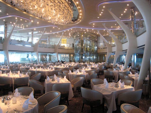 Celebrity Edge New Cruise Ship Will Have Magic Carpet