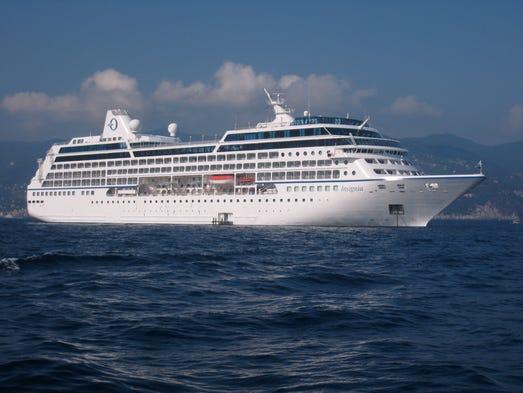 Photo Tour Inside Oceania Cruises Insignia - Oceana cruise lines