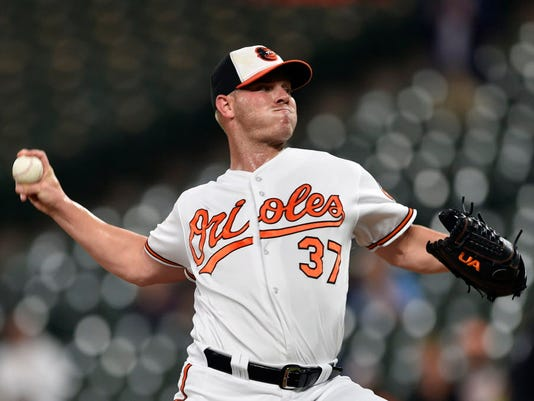 USP MLB: SEATTLE MARINERS AT BALTIMORE ORIOLES S BBA BAL SEA USA MD