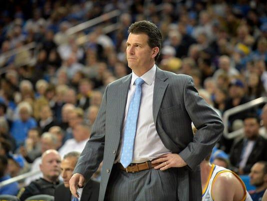 USP NCAA BASKETBALL: WASHINGTON AT UCLA S BKC USA CA