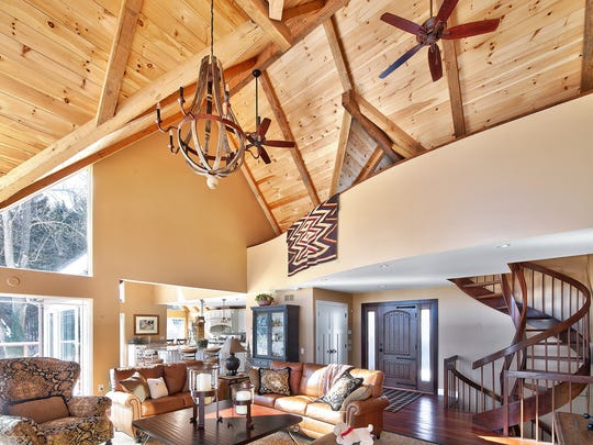 """""""We started by changing the architectural elements, the ceilings and the floors and putting in lighting that was appropriate to the space."""""""