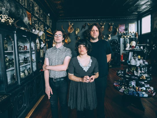 Screaming Females play a sold-out show Friday at The