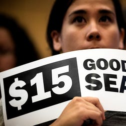 Seattle's $15 minimum wage may be hurting workers, report finds