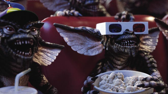 """The stars of """"Gremlins"""" are shown."""