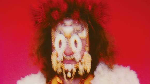 """""""Eternally Even"""" by Jim James"""