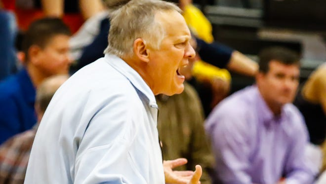 Former MTSU and Providence Christian Academy basketball coach David Farrar has retired from coaching.