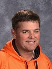 Scot Green has a fresh start at Burkburnett High School