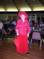 Holy Family Council of Catholic Women member Barbara