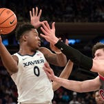 Top-seeded Xavier basketball trounces St. John's in Big East Tournament