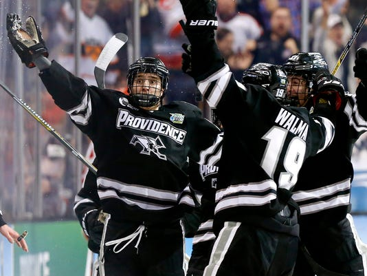 NCAA Hockey: Frozen Four-National Championship