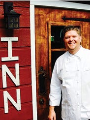 Jamie Knott, chef and owner at Saddle River Inn in