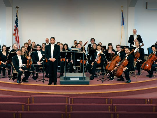 The Mid-Atlantic Symphony Orchestra  opens its 2017-2018