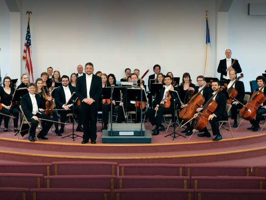 """The Mid-Atlantic Symphony Orchestra  opens its 2017-2018 Season  with """"East and West of the Rhine"""" at the Roland E. Powell Convention Center in Ocean City."""
