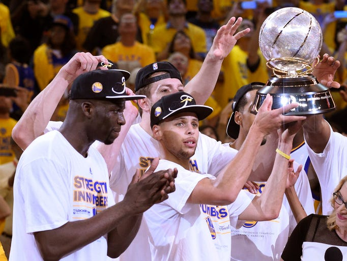 May 27, 2015: Golden State Warriors guard Stephen Curry