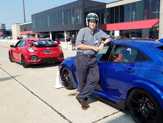 Detroit News auto critic Henry Payne takes the Honda
