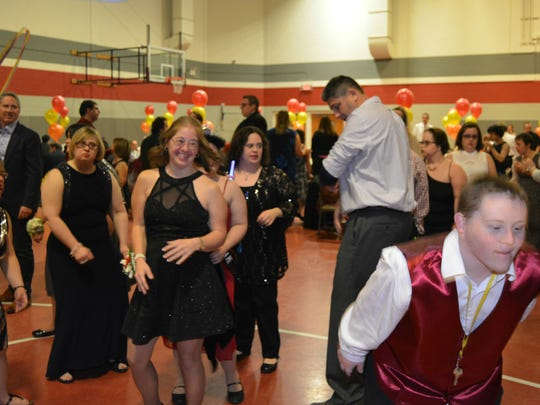 A prom for adults with special needs will be held at